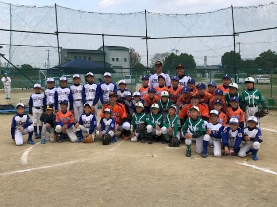 12月1日 社会人野球教室開催しました